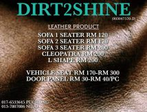 Dirt 2 Shine Cleaning Services