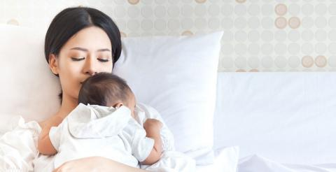 Here's What You Need To Do If Your Baby Chokes On Milk