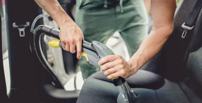 6 simple steps to clean your car interior like a pro
